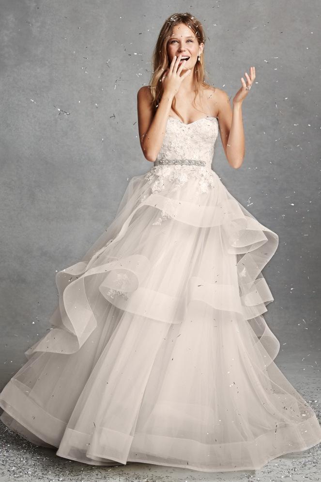 Whimsical Wedding Dress | Whimsical Wedding Dresses Brides By Ellen